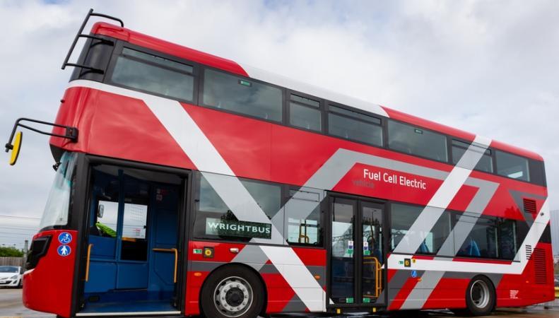 Даблдекеры на водородном топливе выйдут на улицы Лондона