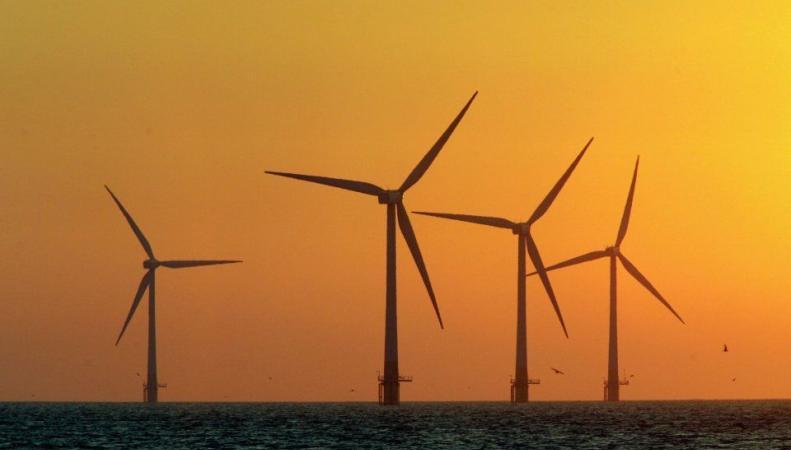 В Великобритании 2017 год стал годом рекордно чистой энергии