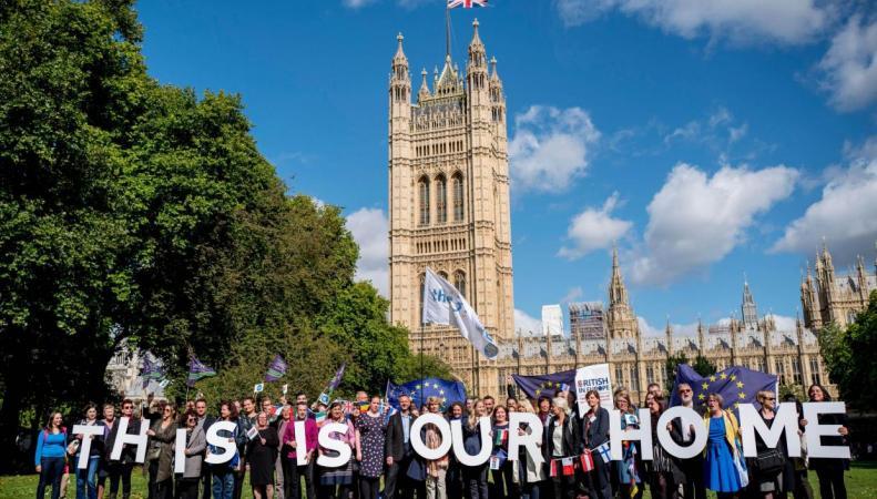 Великобритания ограничит в правах мигрантов из ЕС, «вскочивших в последний вагон»