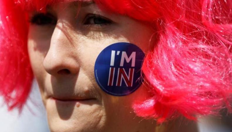 Противники Brexit учредили собственную газету фото:uk.reuters.com