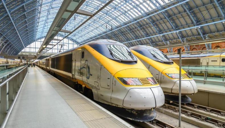 Eurostar объявил распродажу билетов из Лондона фото:standard.co.uk