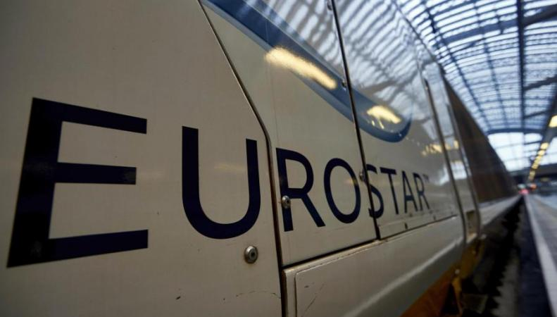 Работа экспресса Eurostar нарушена забастовкой на французской стороне