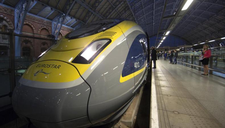 Eurostar игнорирует угрозы Brexit: названы сроки ввода ветки до Нидерландов фото:standard.co.uk