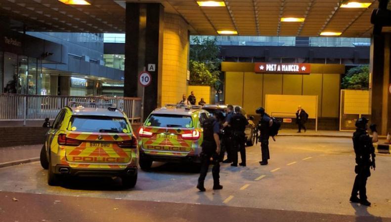 Взорвавшаяся сигарета спровоцировала панику на станции Euston в Лондоне
