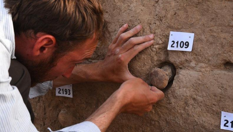Британский музей вернул Ираку украденные древние сокровища