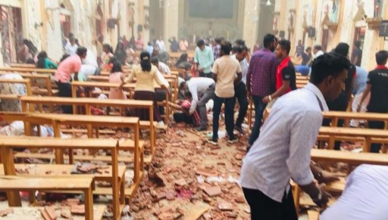 Британский МИД выступил с заявлением по поводу серии терактов на Шри-Ланке