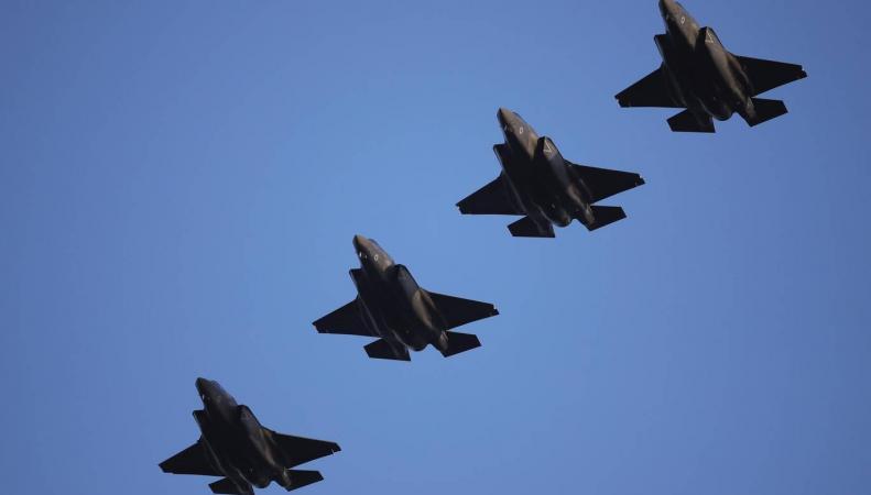 Британское министерство обороны получило сверхзвуковые истребители из США