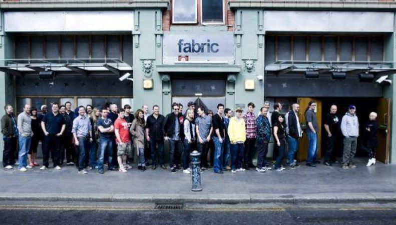 Культовый лондонский ночной клуб Fabric «закрыт навсегда» фото:dailymail.co.uk