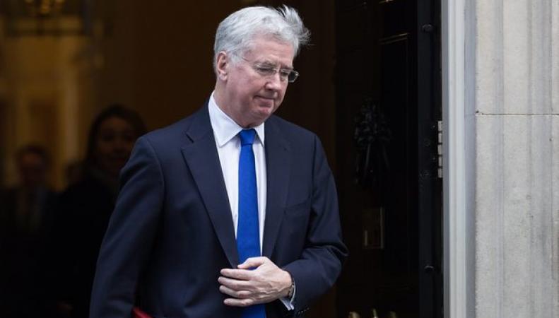 Правительство заблокирует новый референдум в Шотландии, - Майкл Фэллон фото:theguardian.com