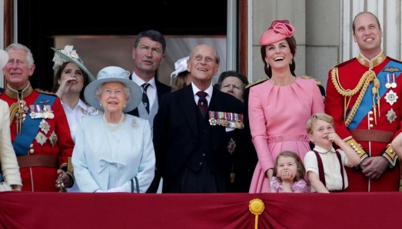 В Великобритании подсчитали занятость членов королевской семьи
