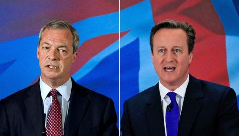 Дэвид Кэмерон уклонился от прямых теледебатов с Борисом Джонсоном фото:theguardian.com