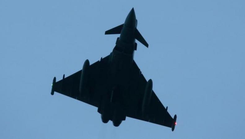 Саудовская Аравия разместила крупный заказ на британские истребители