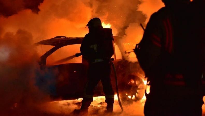 Ночь фейерверков стала причиной нескольких пожаров в Манчестере фото:bbc.com