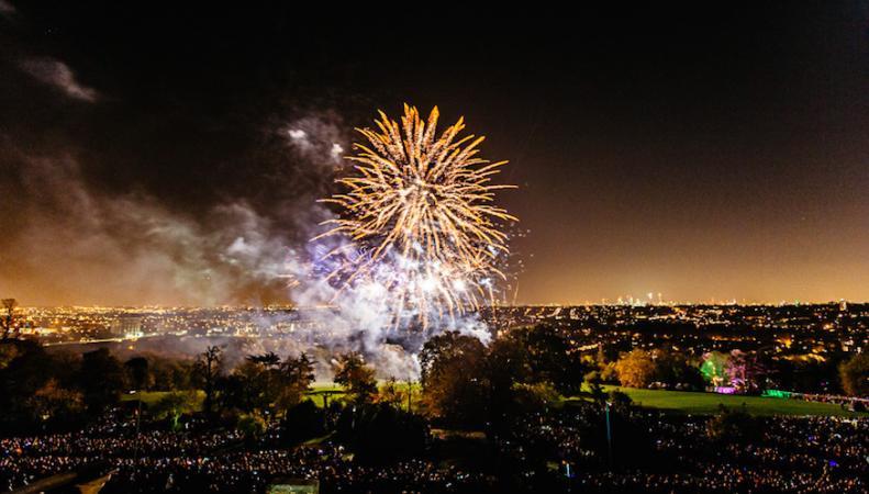 Александра-палас открыл продажу билетов на Фестиваль фейерверков фото:londonist.com