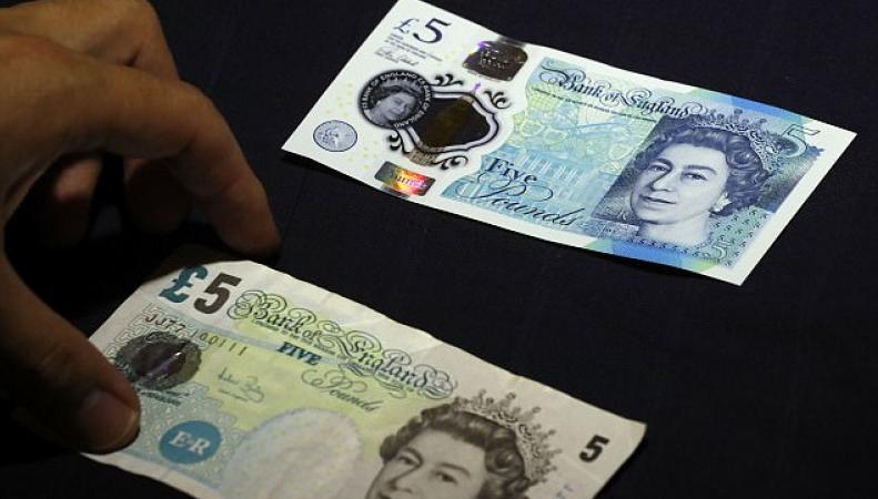 У британцев осталось пять дней на то, чтобы потратить старые фунты фот:dailymail.co.uk