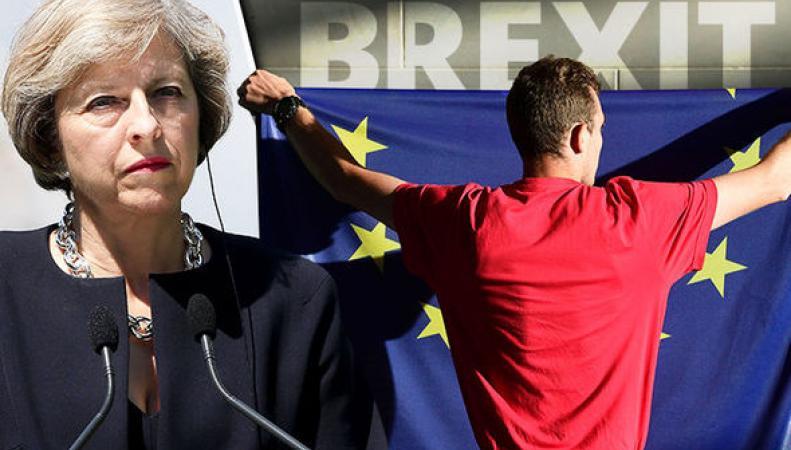 Британцы подали петицию о досрочном отказе от символики Евросоюза фото:express.co.uk