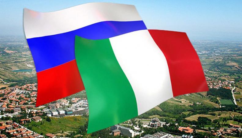 Италия требует немедленно снять санкции с России