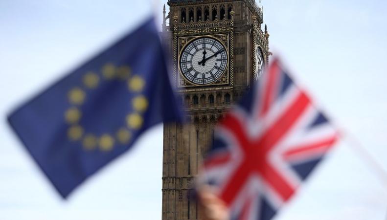 Евросоюз ведет переговоры по Брекзиту с теневым кабинетом