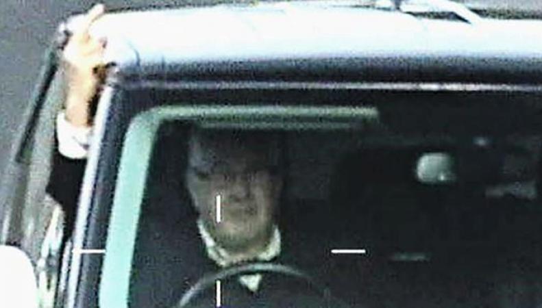 Британца отправили в тюрьму из-за глумления над камерой видеофиксации