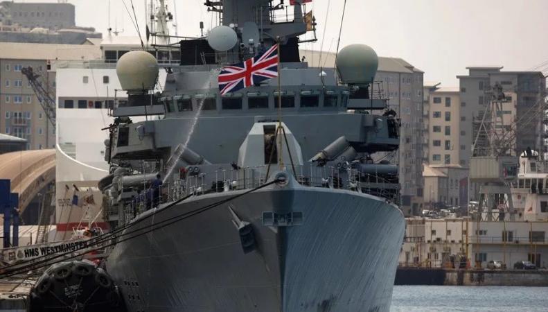 военно-морской флот Великобритании