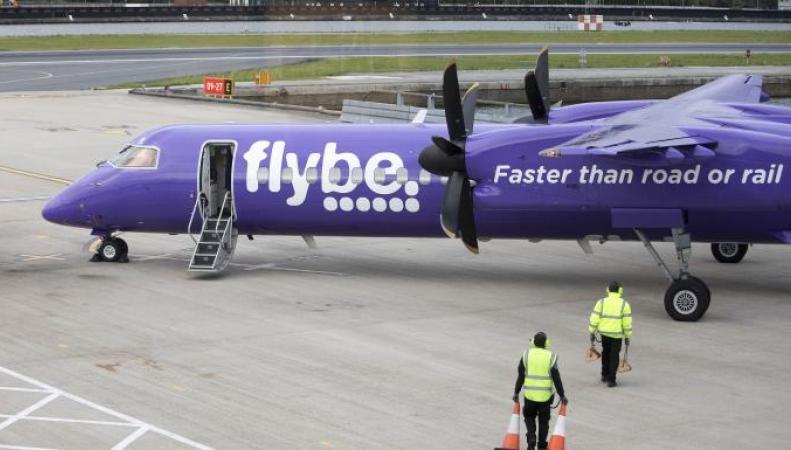 Британские авиакомпании отказываются брать в полет несопровождаемых детей
