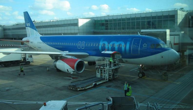 Региональная авиакомпания из Ист-Мидлендса внезапно обанкротилась и отменила все полеты