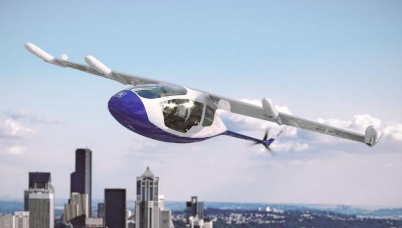 Rolls-Royce показал концепт летающего такси