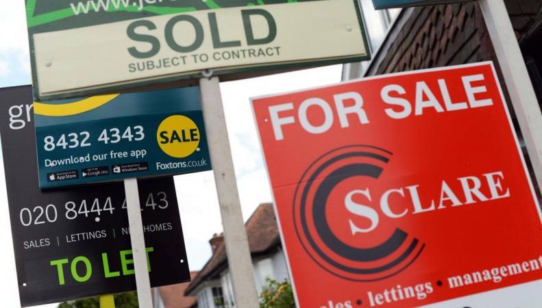 Отмена гербового сбора не улучшила ситуацию на британском рынке недвижимости