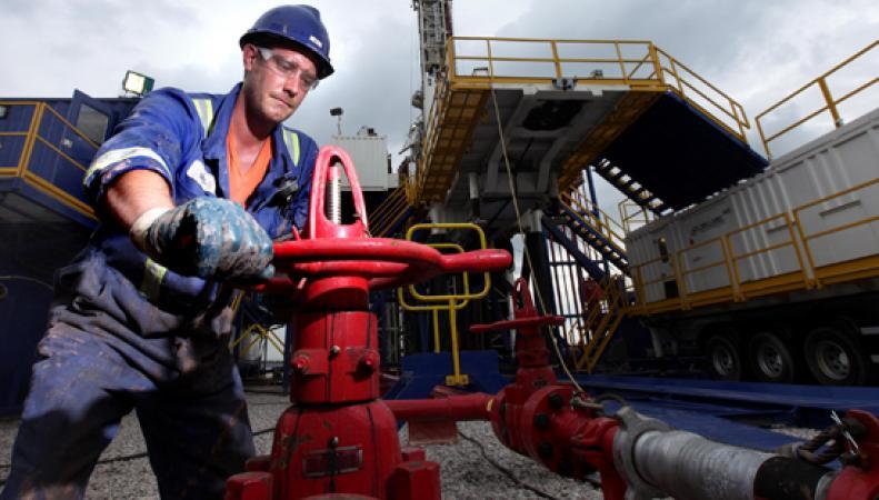 Поставки газа в Великобританию