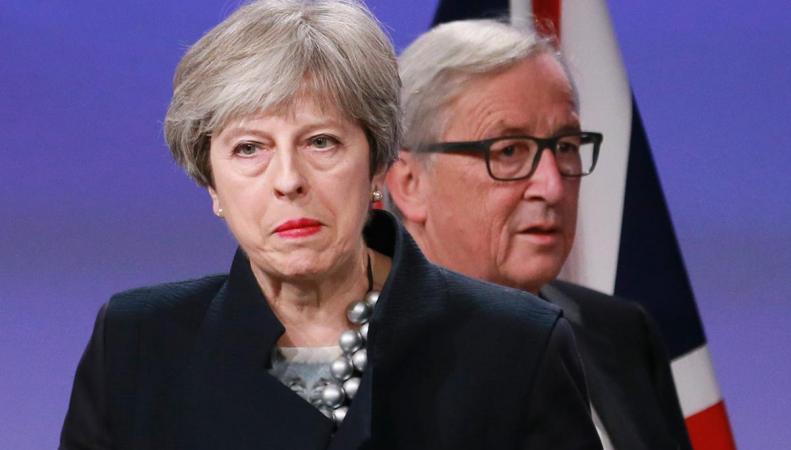 Что значит демарш DUP  по пограничному вопросу для переговоров по Брекзиту