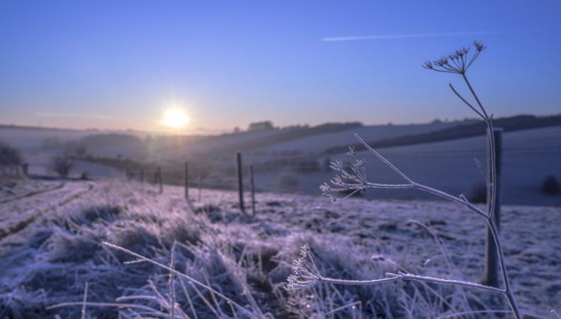 Синоптики MetOffice пообещали британцам экстремально холодную ночь