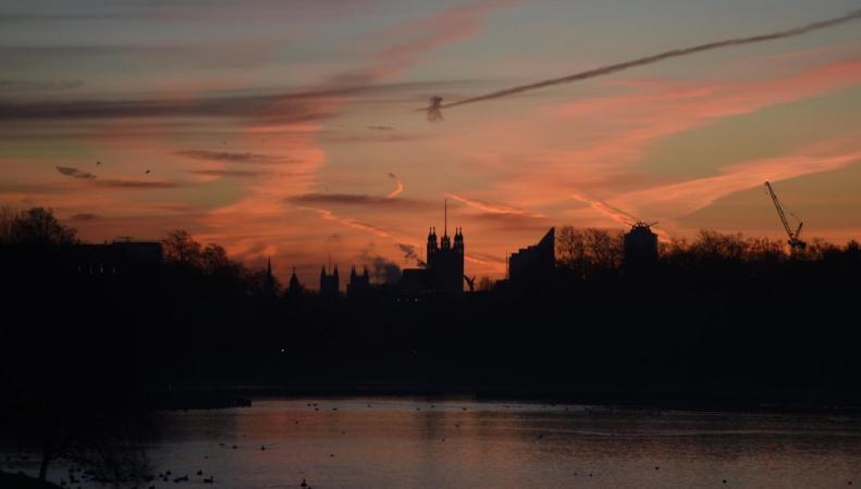 Февраль в Великобритании начнется с похолодания