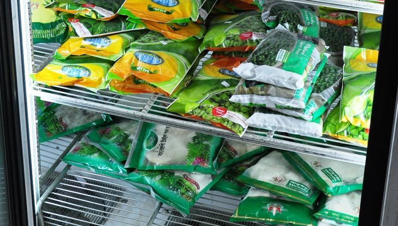 Британские супермаркеты отзывают из продажи замороженные овощи