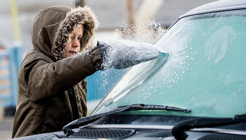 Жителям Англии обещана самая холодная ночь в сезоне фото:dailymail.co.uk