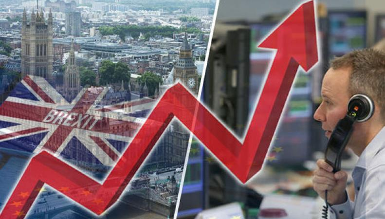Акции британских компаний отыграли провал, вызванный шоком от итогов референдума фото:express.co.uk