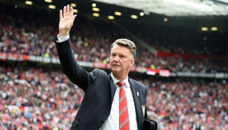 «Манчестер Юнайтед» отправил в отставку Луи ван Гала фото:dailymail.co.uk