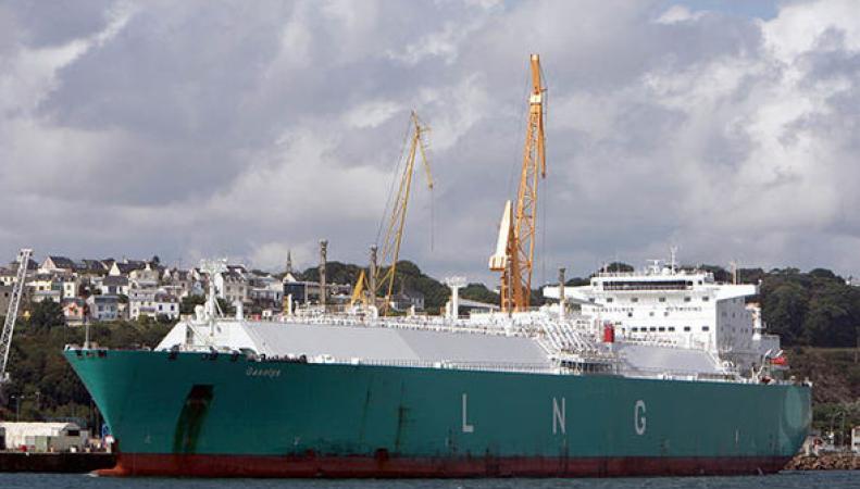 Великобритания пытается пристроить санкционный российский газ