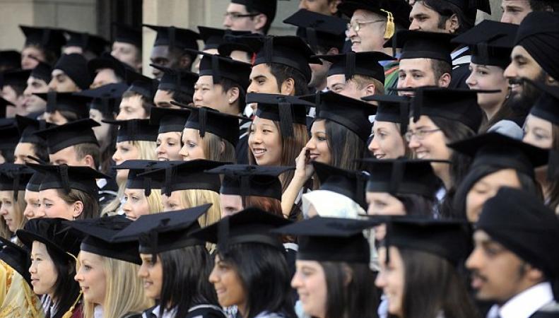Британское правительство дало разъяснения по вопросу о грантах для иностранных студентов фото:dailymail.co.uk