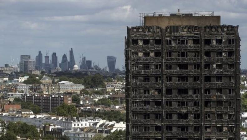 В Лондоне начались публичные слушания дела о пожаре в Grenfell Tower