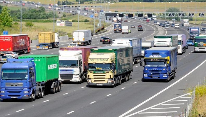Водители грузовиков столкнулись с новой волной штрафов