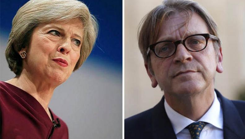 Права британских экспатов в ЕС станут первоочередным решением Brexit фото:express.co.uk