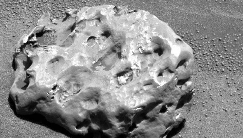 Метеорит на Марса