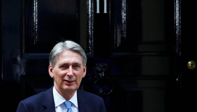 Назначена дата Осеннего обращения министра финансов к Парламенту фото:theguardian.com