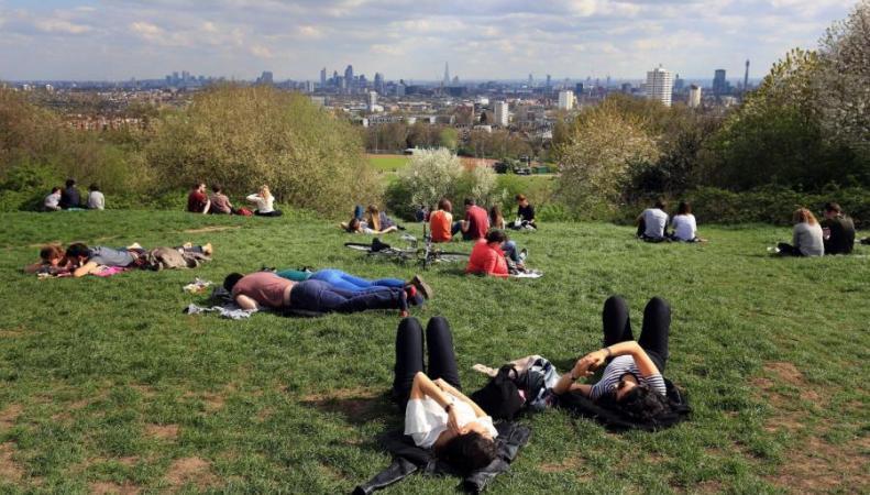 Жарче, чем в Барселоне: в Лондоне побит температурный рекорд