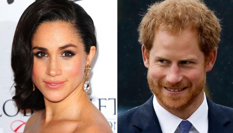Принц Гарри официально признался в отношениях с американской актрисой  фото:theguardian.com