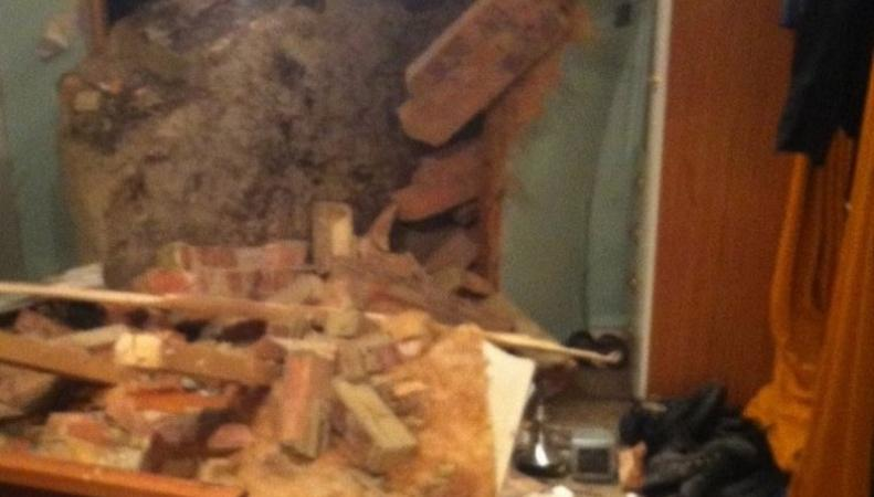 В Ист-Сассексе гора обрушилась на дом