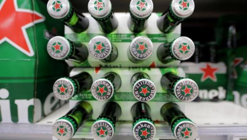 Tesco сократил ассортимент алкогольной продукции в ценовом споре с производителем из ЕС