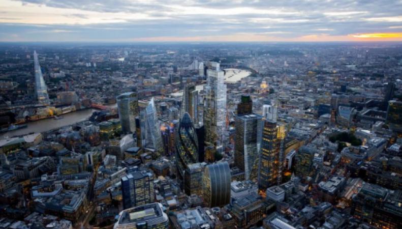 Рекордное число высотных домов построят в Лондоне в этом году