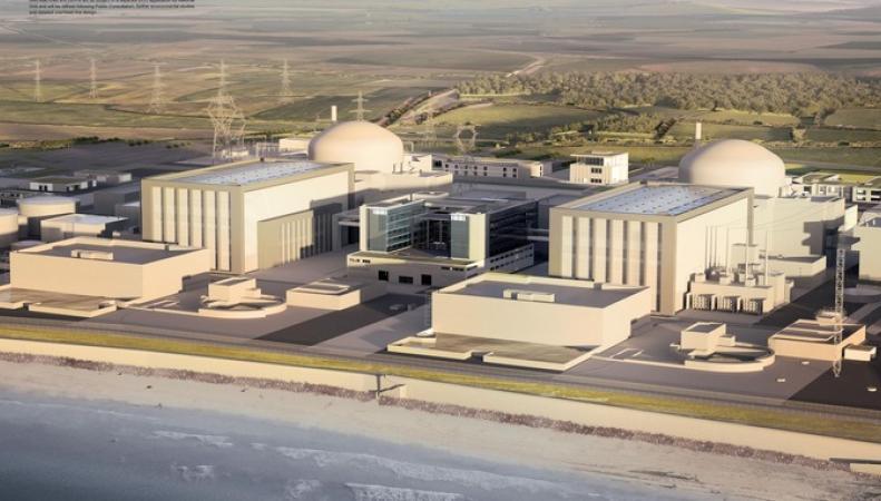Правительство Великобритании утвердило соглашение по строительству АЭС Hinkley Point С
