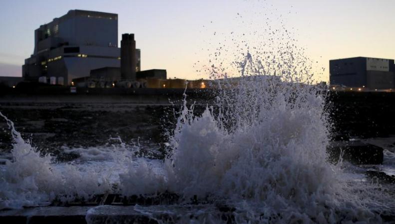 Неразорвавшаяся бомба обнаружена рядом с атомной электростанцией Hinkley Point